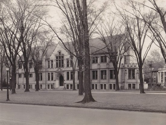 From Johnson Park To Bidwell Parkway And Beyond A Short History Of Buffalo Seminary Wny Heritage