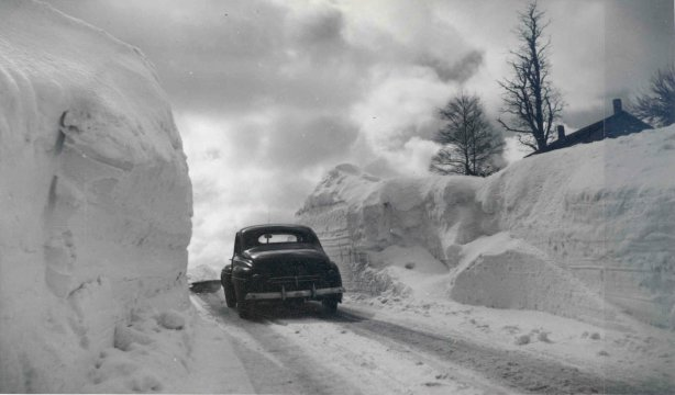 Old Photo Album Western New Yorks Winters WNY Heritage - Winters car show