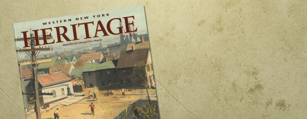 Western New York Heritage Fall 2019 Issue